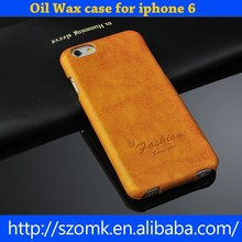 New Products business retro PU Flip Cover Smart Leather Cell Phone Case for iphone