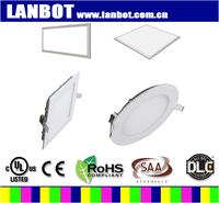 led flat panel lights square realization WiFi 0-10V TRIAC dimming DALI Zigbee SCR tune the color temperature infrared control