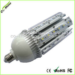 360 degree CE ROHS e27 e40 36w street light led lens