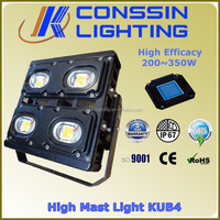 Factory directly sales high power outdoor led flood light CE/RoHS/IP67 approved