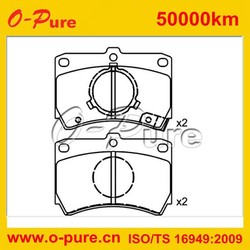 7219-D319 mazda 323 car part brake pad Japan cars buy china for MAZDA 323 III