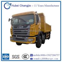 8X4 JAC sand tipper truck 40t capacity
