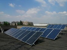 Cheap solar panels China mono solar panels 250W for home use high efficiency A+