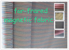 health care far-infrared magnetic fabric