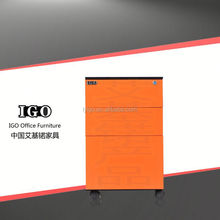 IGO-030 Freely Assembled industrial metal cabinet drawers