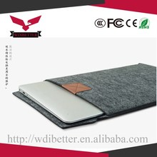 13 Inch Red On Black Notebook Laptop Sleeve Bag Carrying Case For Macbook