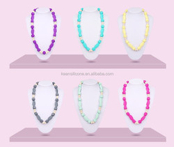 FDA approved moms nursing necklace and men necklace pendant