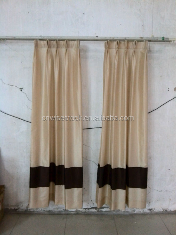Luxus gardinen set