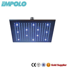 High end square led shower head BS004-L