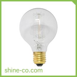 Nice Design G80 40W Vintage Pendant Light Edison Lamp Bulb