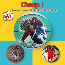 custom cheap sport basketball ball sale,cartoon basketball