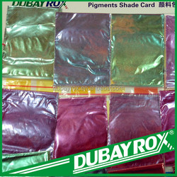 High quality pearl luster effect pigment chameleon pigment