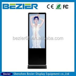 """High quality 47"""" lcd advertising player free movie, monochrome lcd display and hdmi led monitor"""