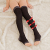 Women's 3 Color Nylon Hosiery Compression Stocking Thigh High