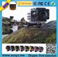 Factory Original Brand reasonable price waterproof sport camera full hd 1080p sj5000 wifi Motorbike camera