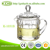 Crystal clear for Restaurant K-1051B Round Dot wholesale mason jars