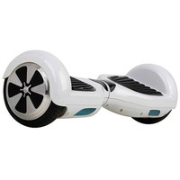 Personal Transporter 2 Wheels Electric Skateboard Self Balancing 36V Powerful Self Balancing Scooter Champagne