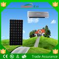مكيف الهواء سقف كاسيت، التبريد والتدفئة 24v 12000 وحدة حرارية بريطانية مكيف الهواء بالطاقة الشمسية السعر