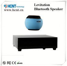 2015 New Creative Mini Magnetic Floating water resistant bluetooth speaker