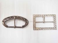 Western custom military metal belt buckles
