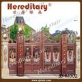 تصاميم البوابة الرئيسية في الهواء الطلق الديكور للمنازل