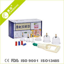 Chinese Vacuum Cupping Apparatus set with CE