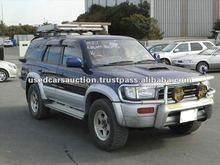 Used Car Toyota Hilux Surf Diesel Engine