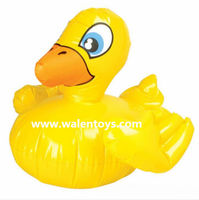"18"" GIANT INFLATABLE DUCK DUCKIE POND ANIMAL EVENT TOYS ADVERTISING"
