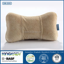 Cheap wholesale outdoor swing canopy seat cushion/travel seat health care shredded chair seat memory foam cushion