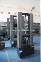 hollow glass polysulfide rubber tensile strength testing instrument/tensile tester/utm