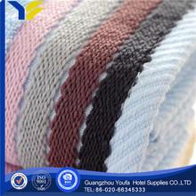 twill wholesale microfiber fabric soft plain fingertip towels