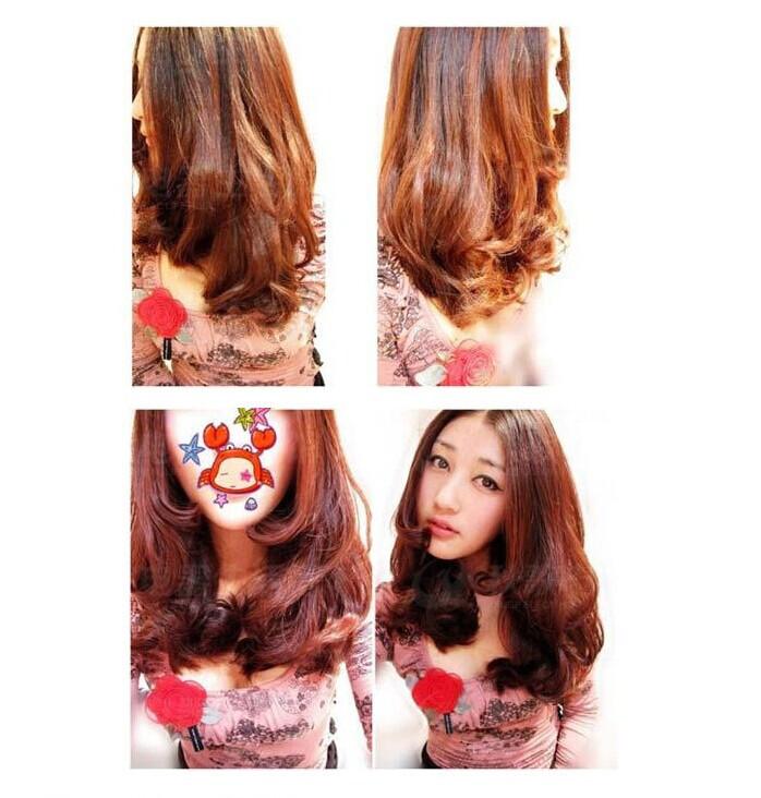 Aliexpress 2015 New Brand Mini Hair Straightener Ceramic