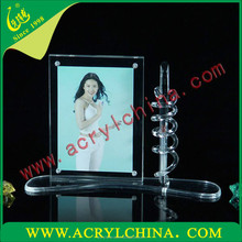 New Style Acrylic Photo Frame , hot sexy girls acrylic photo frames , Open Lovely Hot sexy girl photo or photo picture frame