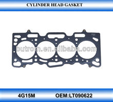 cylinder head gasket for mitsubishi 2008 lancer 4G15M LT090622