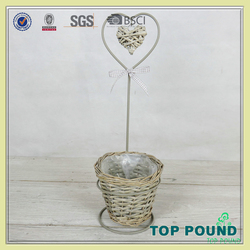 China Wholesale High Quality mini wicker baskets