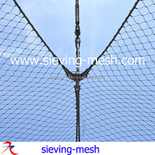 Stainless Steel 316 Animal Rope Mesh Fence, Ss Architectural X-Tend Wire Net