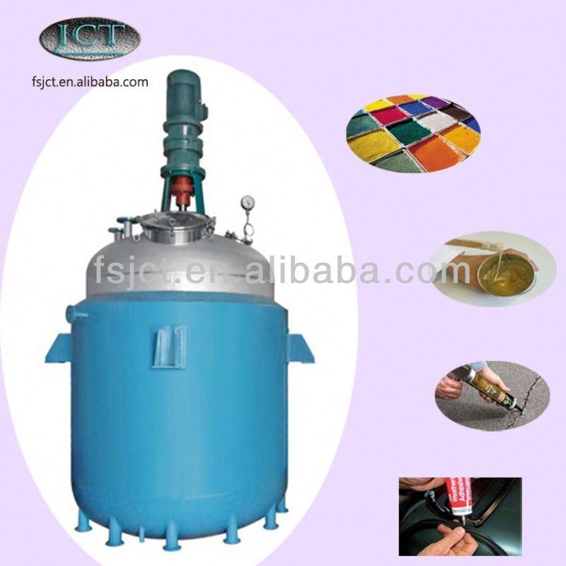 Asphalte mastic réacteur machine