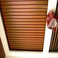 Wood composite Facade ceiling panels,Wpc facade