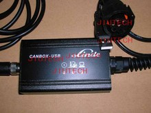 Las herramientas de diagnóstico elevadoras Linde canbox