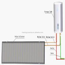 Split Flat Panel Solar Water Heater Model