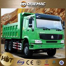 Howo y forland camión volquete ZZ3257M3447A1 camión volquete de minería