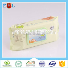 china suppliers OEM Chain Disposable baby wet tissue