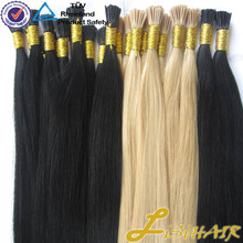 direct factory wholesale price remy Russian double drawn I tip keratin human hair extensions