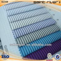 8234 Red White Striped fashion fabrics
