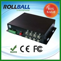 Low cost rs232 rs485 video converter