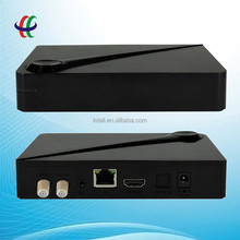 100% original factory for Andorid dvb s2 /dvb t2 android tv box Quad core 2.0Ghz fast speed Full HD 1080p play