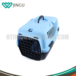 Candy color Durable Air Pet Carrier Dog Transport Box for sale