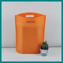 flat large shopper non woven tote bag