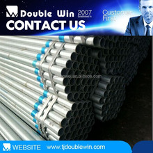 galvanized pipe greenhouse material, galvanized pipe price
