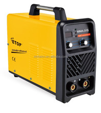 small portable DC electric high quality equipment and welding 315amperes 3 phase china welding machinery factory MMA-315